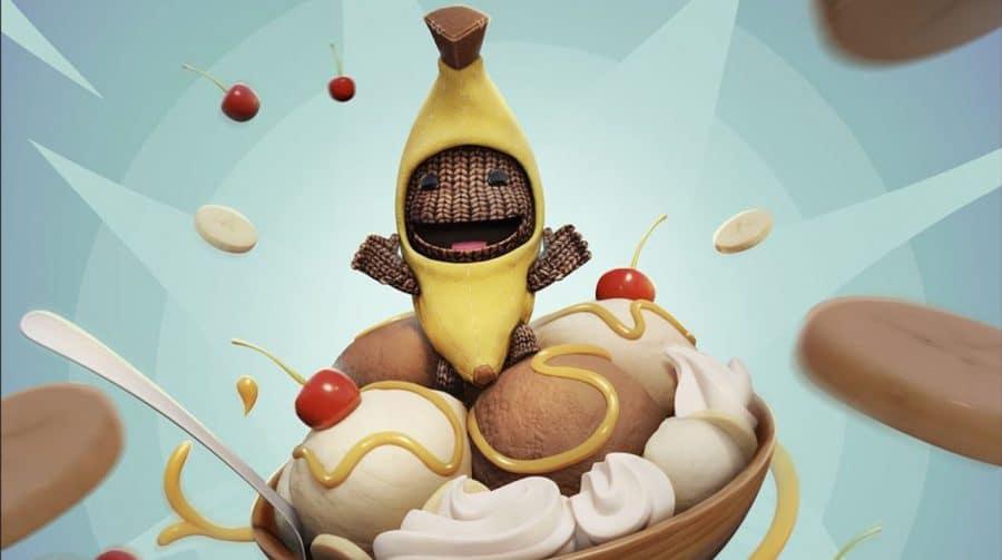 Sackboy: Uma Grande Aventura terá skin de banana em 20 de agosto