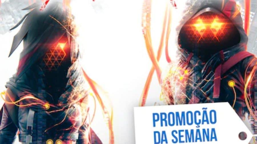 Scarlet Nexus é a Promoção da Semana na PS Store