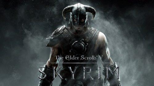 The Elder Scrolls V: Skyrim Anniversary Edition é anunciado para PS4 e PS5