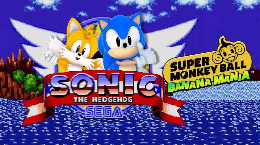 Super Monkey Ball Banana Mania terá Sonic e Tails como personagens jogáveis