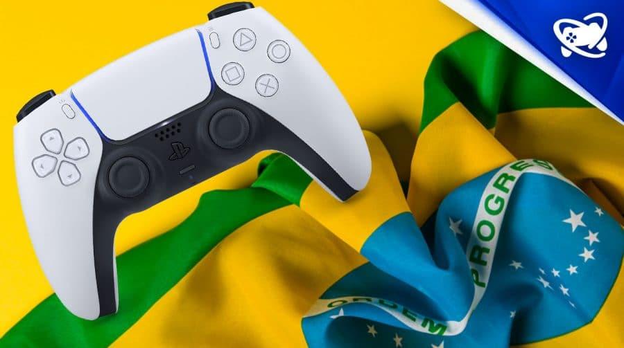 Sony anuncia reduções nos preços do PS5 e acessórios no Brasil