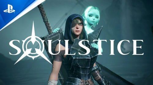 Soulstice, um hack and slash frenético, ganha novo trailer cheio de ação