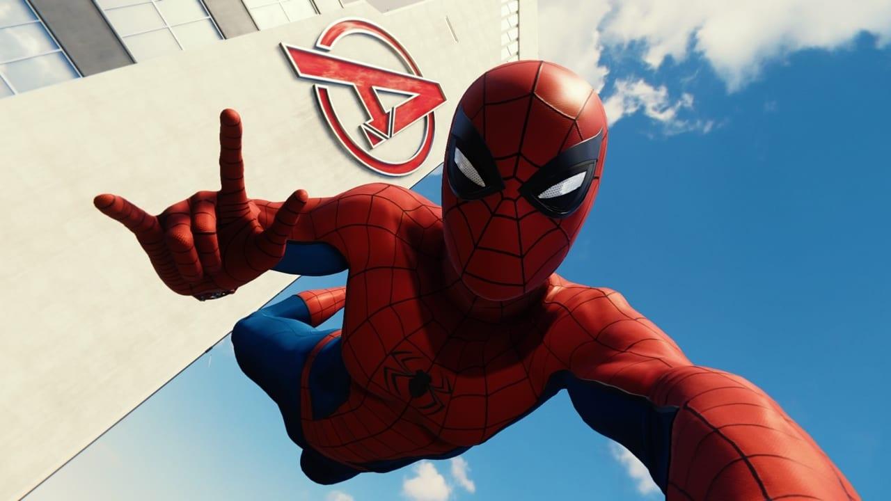 Spider-Man em Marvel's Avengers