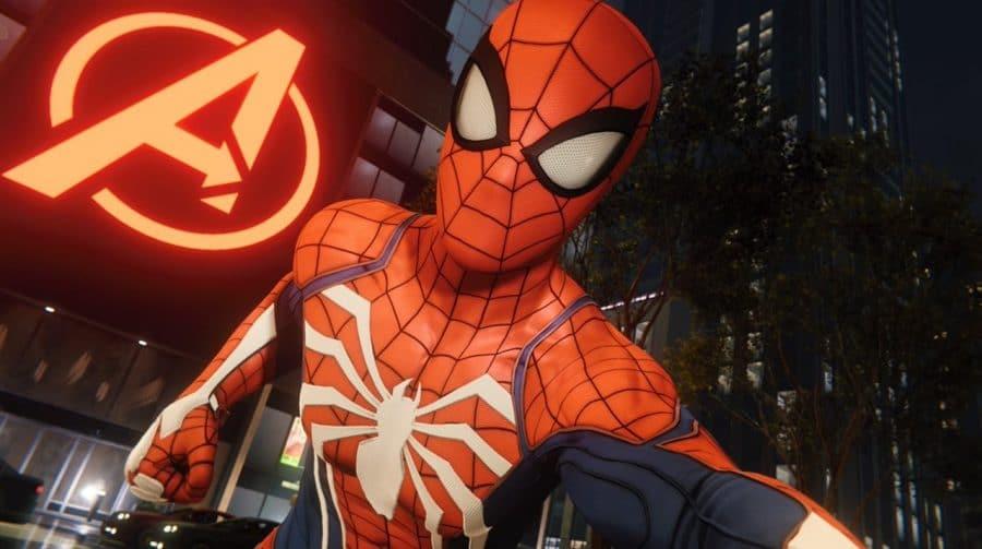 Spider-Man chega ainda em 2021 em Marvel's Avengers