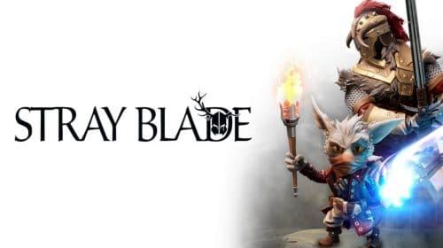 Stray Blade, um novo RPG de ação, chega em 2022 ao PS5