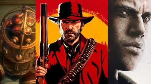 """Take-Two tem três remakes-remasters """"não-anunciados"""" em desenvolvimento"""