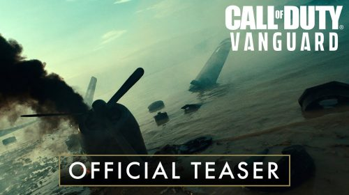Activision libera teaser oficial de Call of Duty: Vanguard; assista!