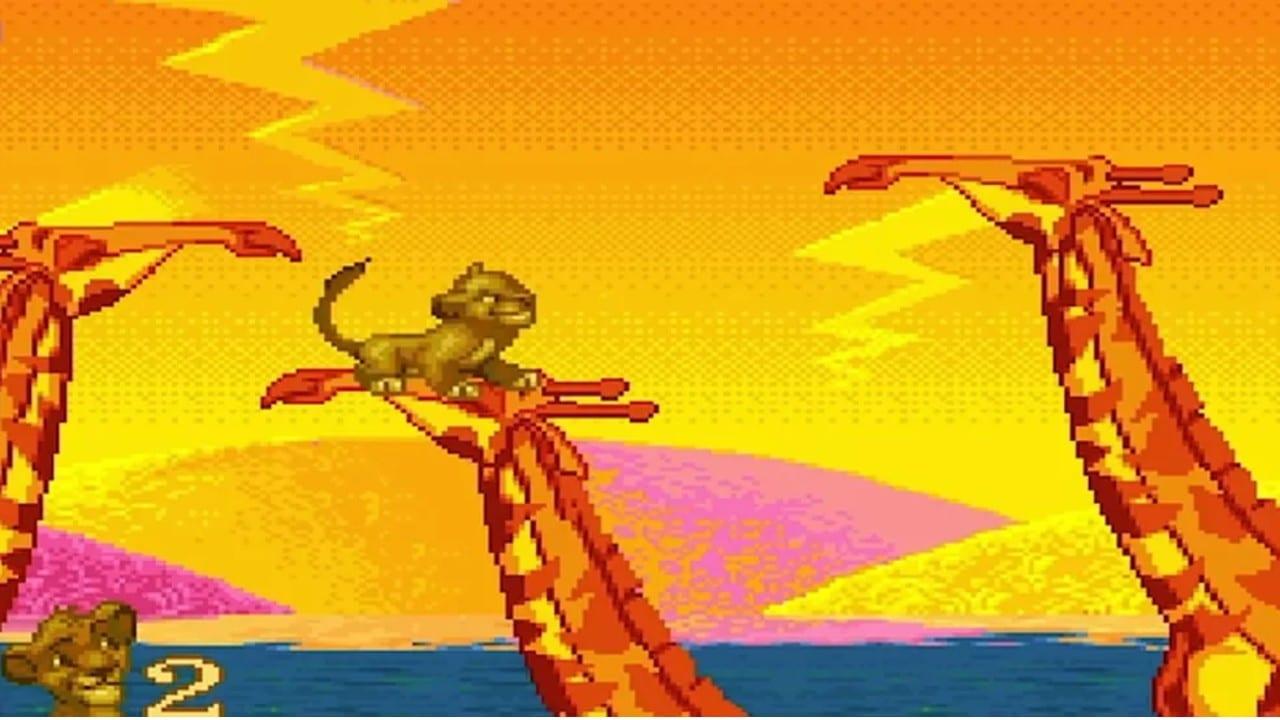 The Lion King - Coleção de Jogos Clássicos da Disney