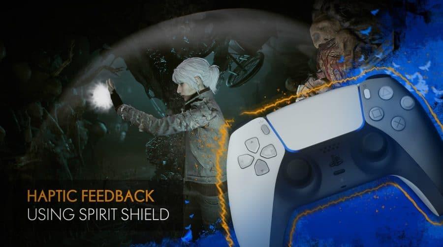 Novo trailer de The Medium destaca funcionalidades do DualSense