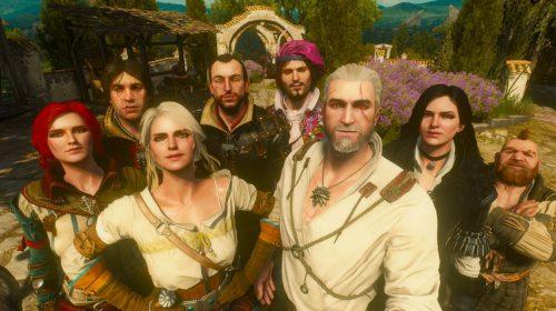 Relembre os melhores personagens de The Witcher 3