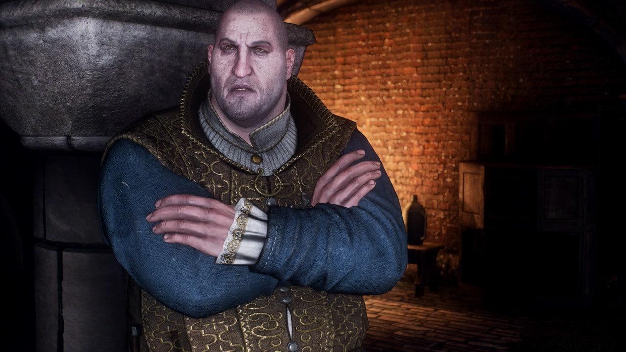 Sigismund Dijkstra, personagem de The Witcher 3.