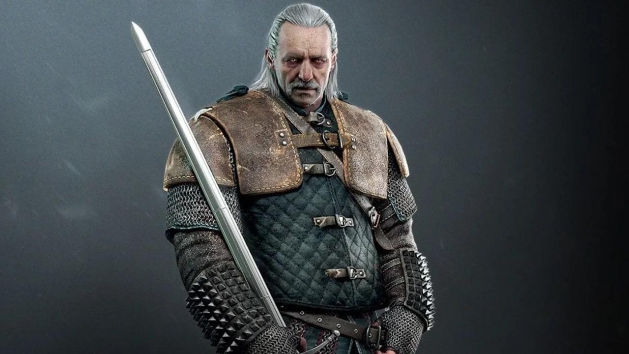 Vesemir, personagem de The Witcher 3
