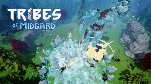 Três dias após a estreia, Tribes of Midgard alcança mais de 250 mil jogadores