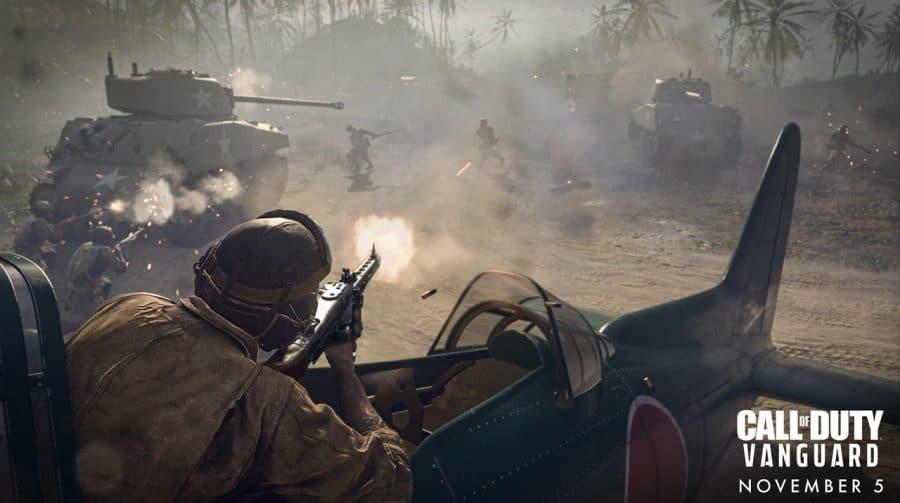 Jogadores pedem muitas melhorias após o beta de Call of Duty: Vanguard