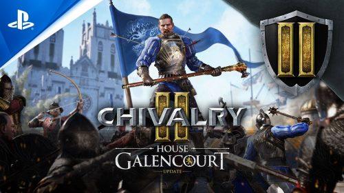 Chivalry 2: update gratuito adiciona dois novos mapas, modo Arena e mais
