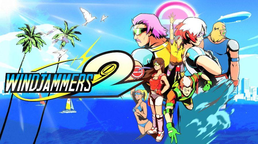 Windjammers 2 é confirmado para PS4 e PS5 com beta aberto