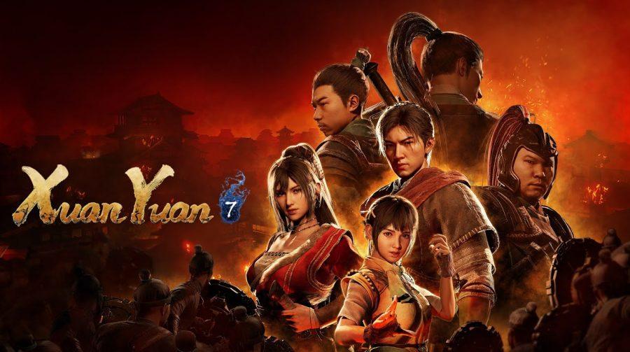 RPG chinês, Xuan-Yuan Sword VII chega em setembro ao PS4 no Ocidente