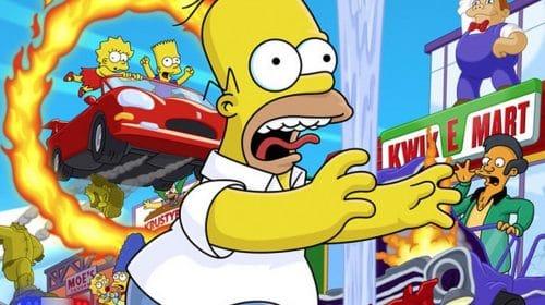 Fã recria primeira missão de jogo dos Simpsons na Unreal Engine 5