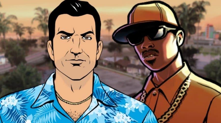 Remakes de GTA III, San Andreas e Vice City podem estar sendo produzidos [rumor]