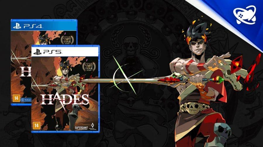 Hades, versão física, entra em pré-venda no Brasil