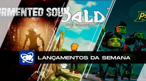 Confira os lançamentos da semana (24/08 a 27/08) para PlayStation 4 e PlayStation 5