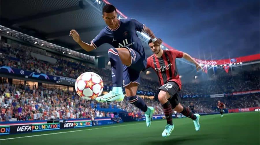 Vire o bruxo! Saiba como fazer os novos dribles do FIFA 22