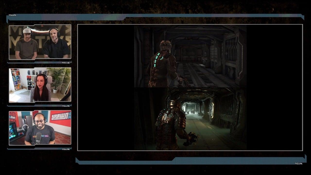 remake de Dead Space - comparação entre as duas versões