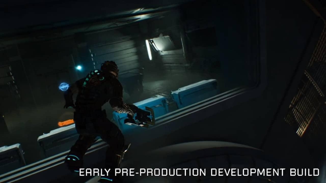 remake de Dead Space - gravidade zero