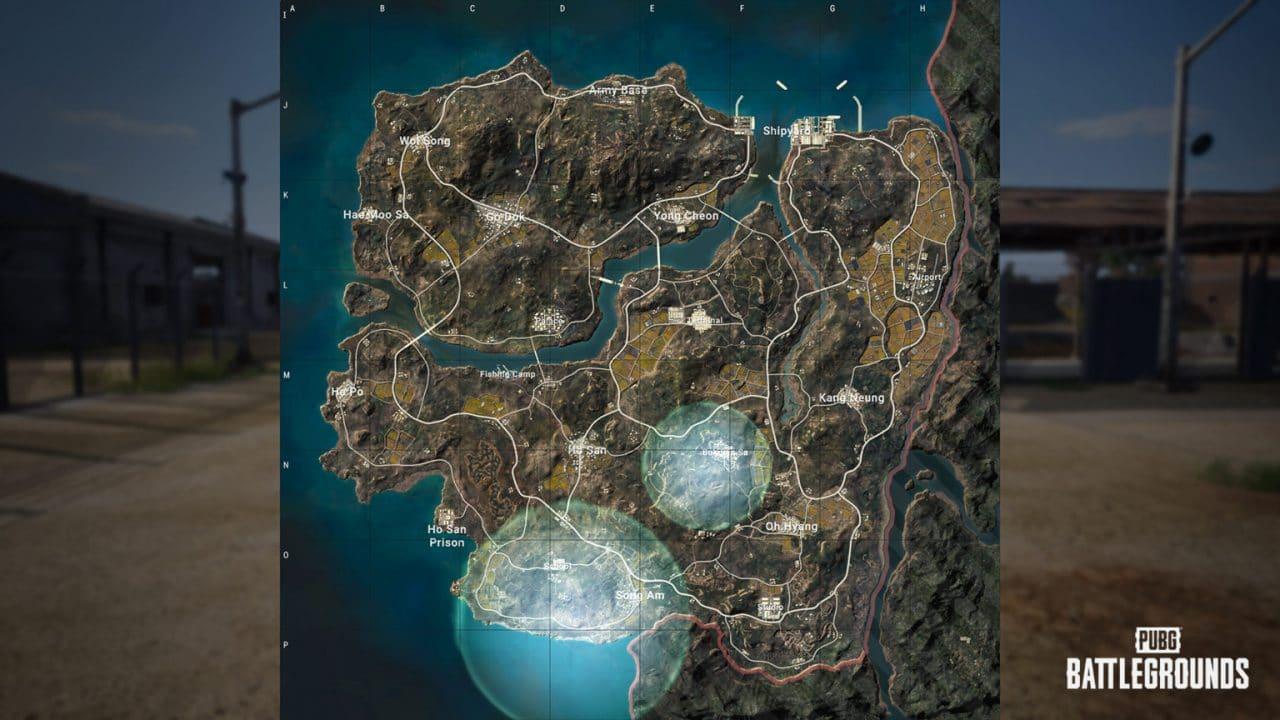 14ª temporada de PUBG terá novo recurso e mudanças nos mapas de Taego e Erangel