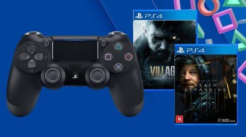Death Stranding e DualShock 4: 5 promoções de PlayStation para aproveitar HOJE