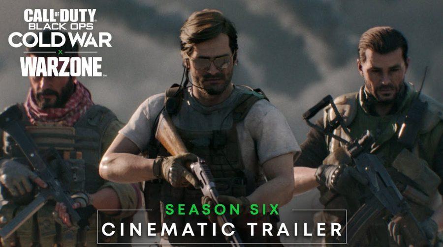 6ª temporada de Warzone e Black Ops Cold War terá o retorno de Alex Mason