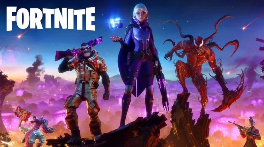 8ª temporada de Fortnite: como chegar ao nível 100 muito rapidamente