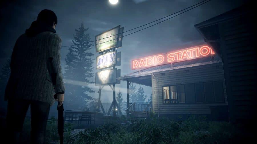 Alan Wake Remastered tem easter egg de Control no capítulo 2