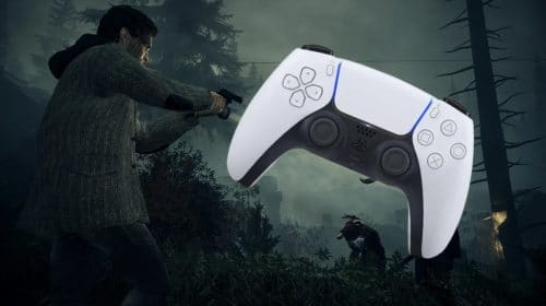 Alan Wake Remastered se aproveitará da tecnologia do DualSense