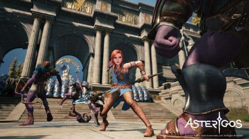 Asterigos, RPG de ação, será lançado para PS4 e PS5 em 2022