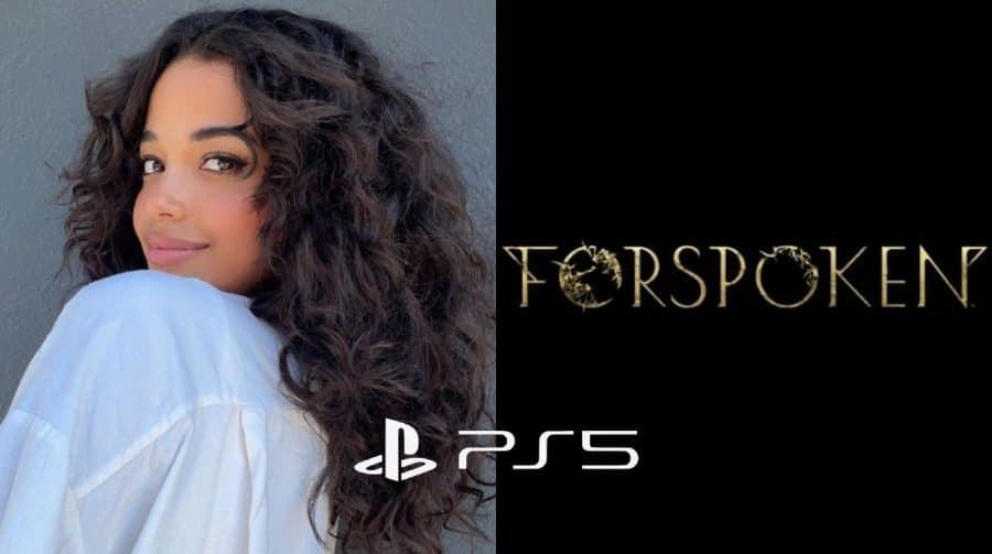 """No PlayStation Showcase? Atriz de Forspoken sugere """"novidades em breve"""""""
