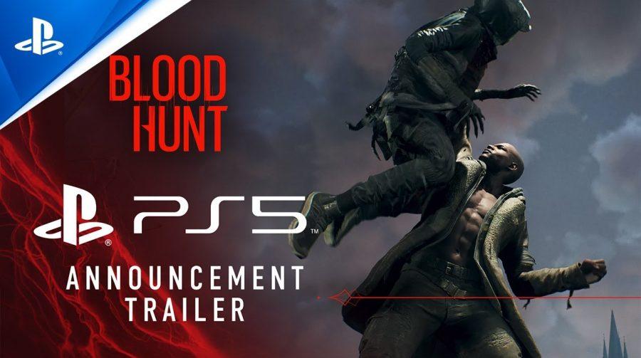 Battle royale de vampiros! Bloodhunt chega ao PS5 em 2021