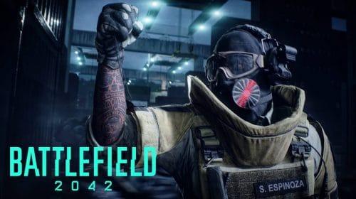 Beta de Battlefield 2042 foi adiado para outubro, afirma insider