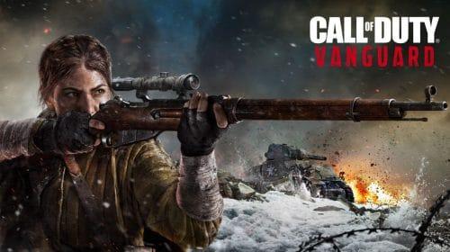 Beta aberto de Call of Duty: Vanguard é prorrogado até quarta (22)