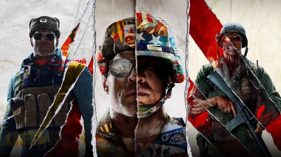 Call of Duty: Black Ops Cold War está na