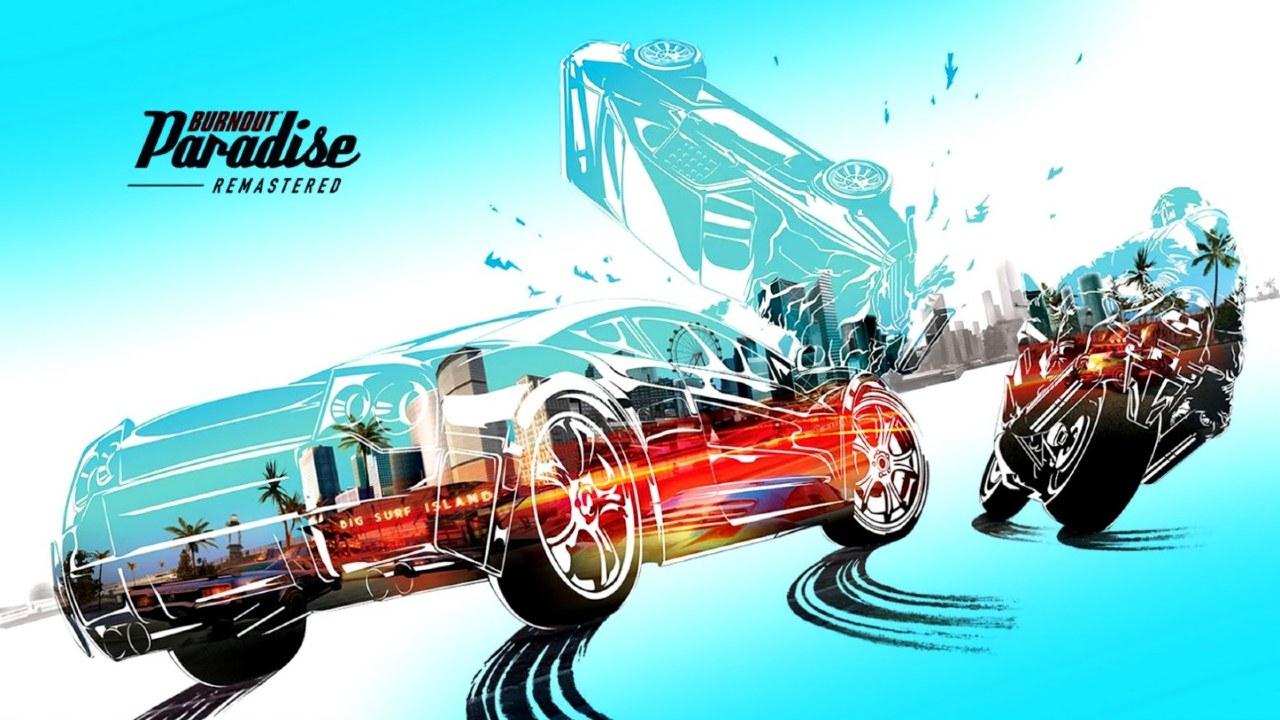 Burnout Paradise: Remastered - melhores jogos de carro para PS4