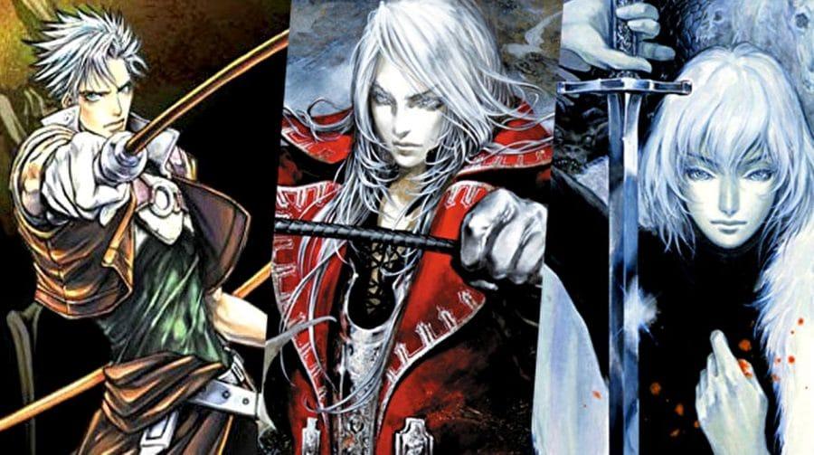 Castlevania Advance Collection é listado para PS4 em Taiwan