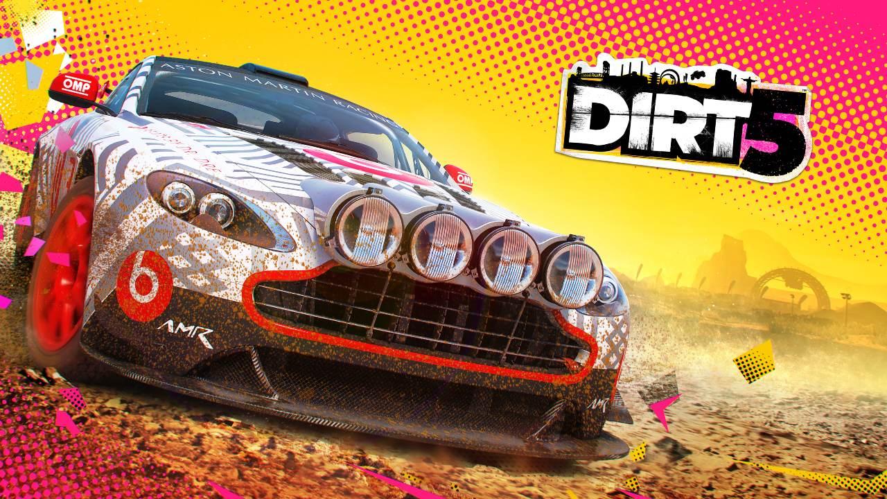 DIRT 5 - os melhores jogos de carro para PS5
