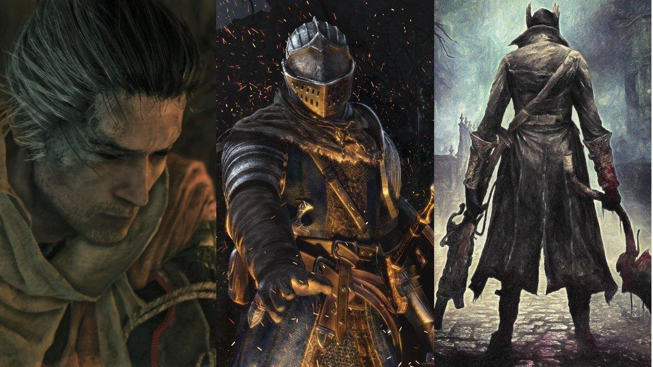 Dark Souls e outras obras da From