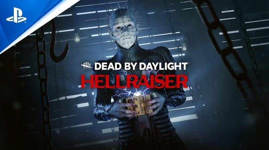 Pinhead, de Hellraiser, é o novo assassino de Dead by Daylight