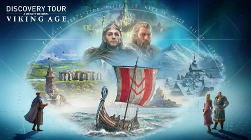 Discovery Tour de Assassin's Creed Valhalla chega em 19 de outubro