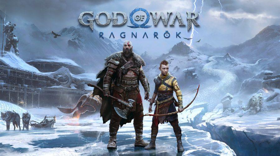 God of War Ragnarök terá os Nove Reinos, com Thor e Freya como vilões
