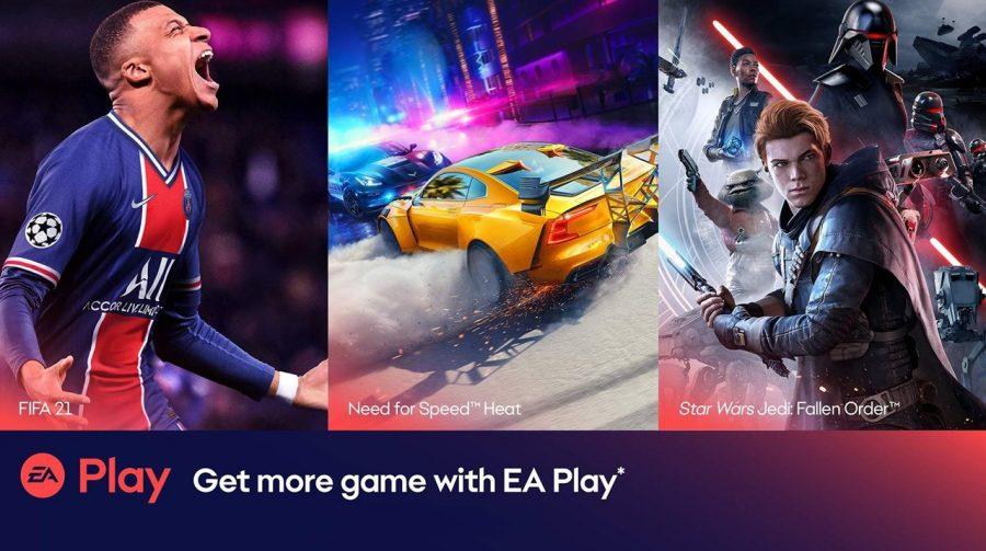 Primeiro mês de assinatura do EA Play está saindo por R$6 na PS Store