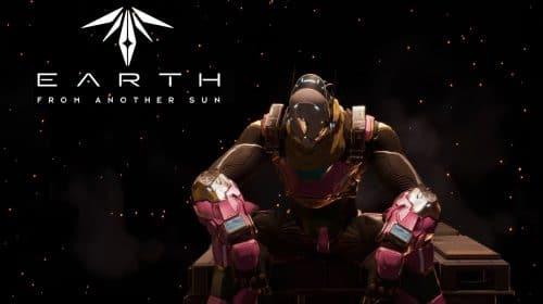 RPG espacial em 1ª pessoa, Earth From Another Sun será lançado em 2023 no PS5
