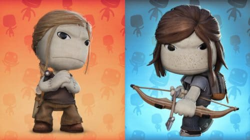 Ellie e Abby estão disponíveis em Sackboy: Uma Grande Aventura; baixe aqui!